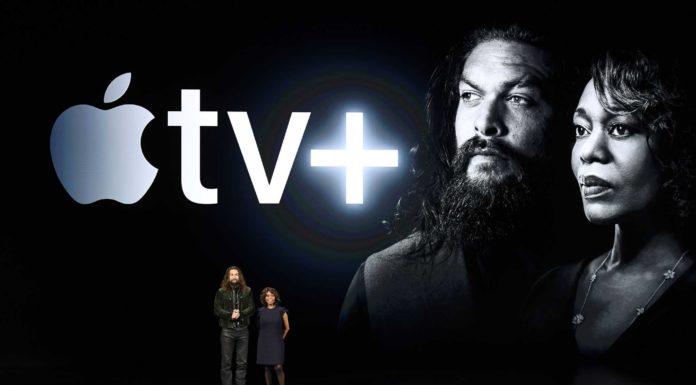 See apple tv serie Jason Momoa