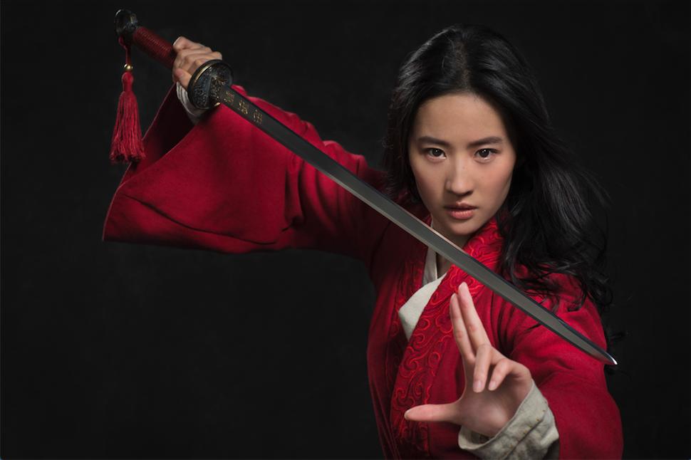 Mulan live-action Disney