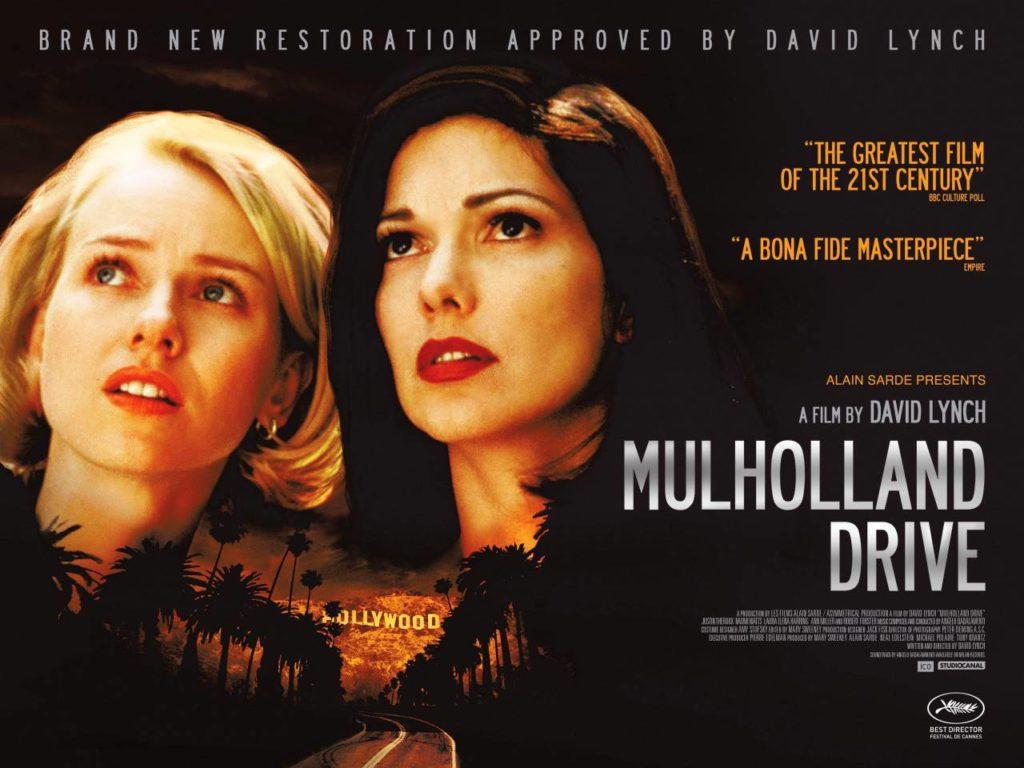 Mulholland Drive Lynch cancellato Netflix Italia
