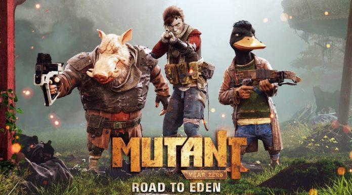 Mutant Year Zero Road To Eden humble bundle monthly offerta
