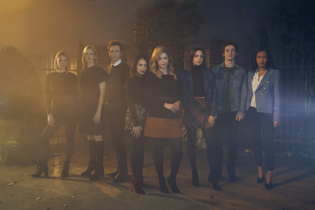 recap pll sequel pilot episodio Mona Alison cast
