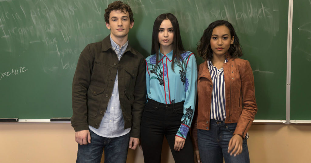 PLL the perfectionists cast personaggi liars