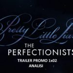 "PLL: The Perfectionists 1x02 ""Sex, Lies and Alibis"" - trailer promo, cosa succede?"