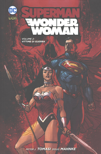 SUPERMAN/WONDER WOMAN VOL. 2 VITTIME DI GUERRA