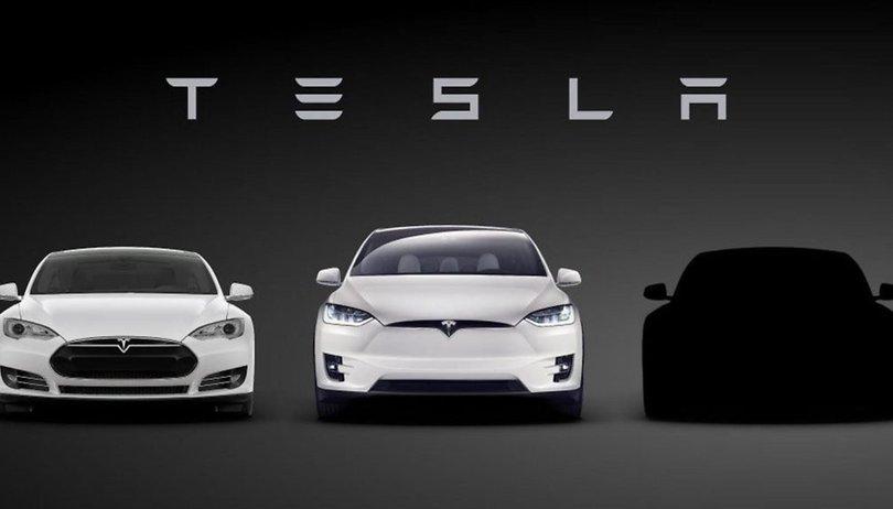 Tesla Model-Y SUV