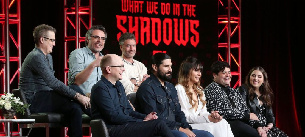 serie premiere pilot fx 2019 what we do in the shadows