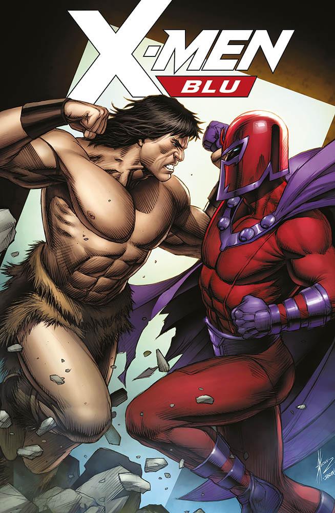 X-Men Blu 17 - Variant Conan