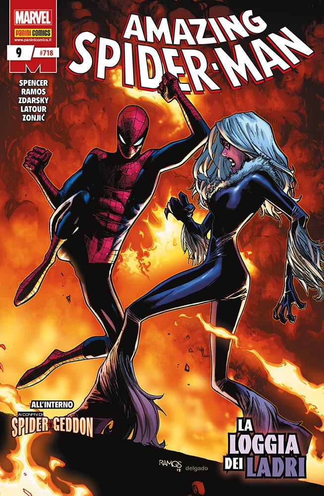 Amazing Spider-Man 9 Regular