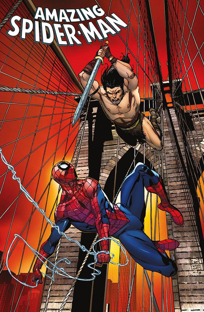 Amazing Spider-Man 9 Variant