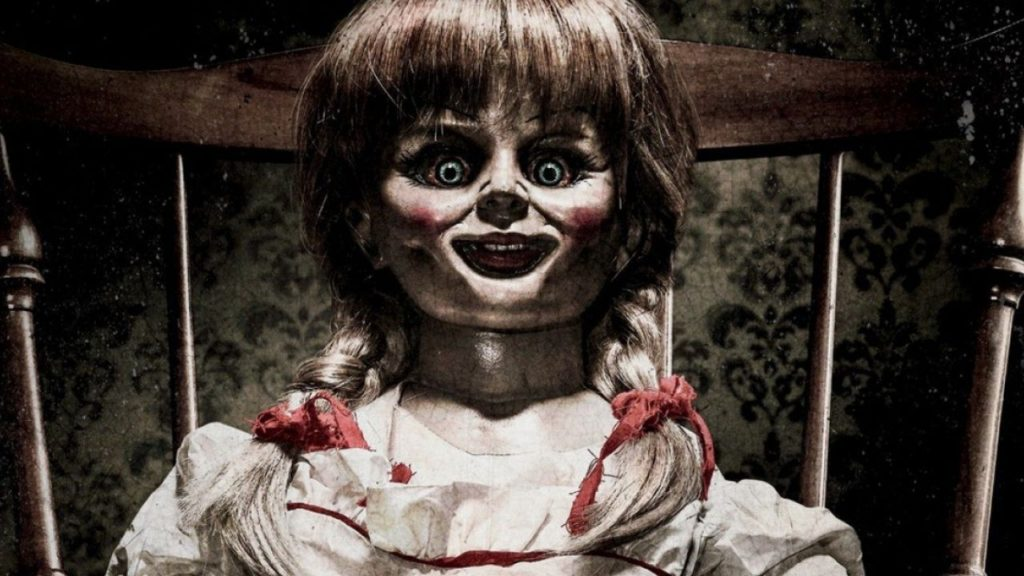 Annabelle Comes Home - The Conjuring  James Wan e Gary Dauberman