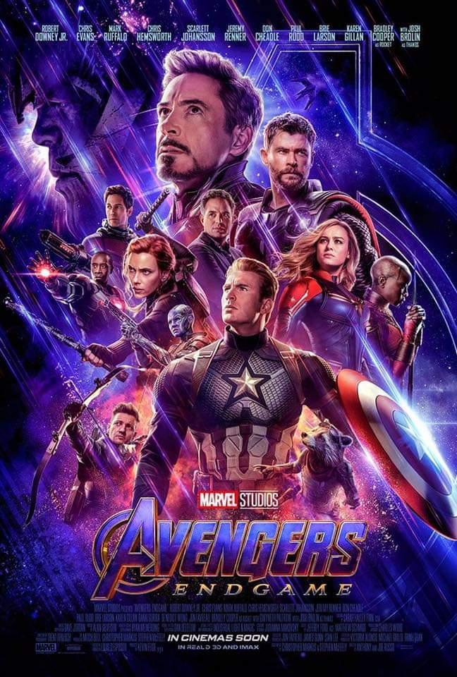 Avengers: Endgame Poster trailer