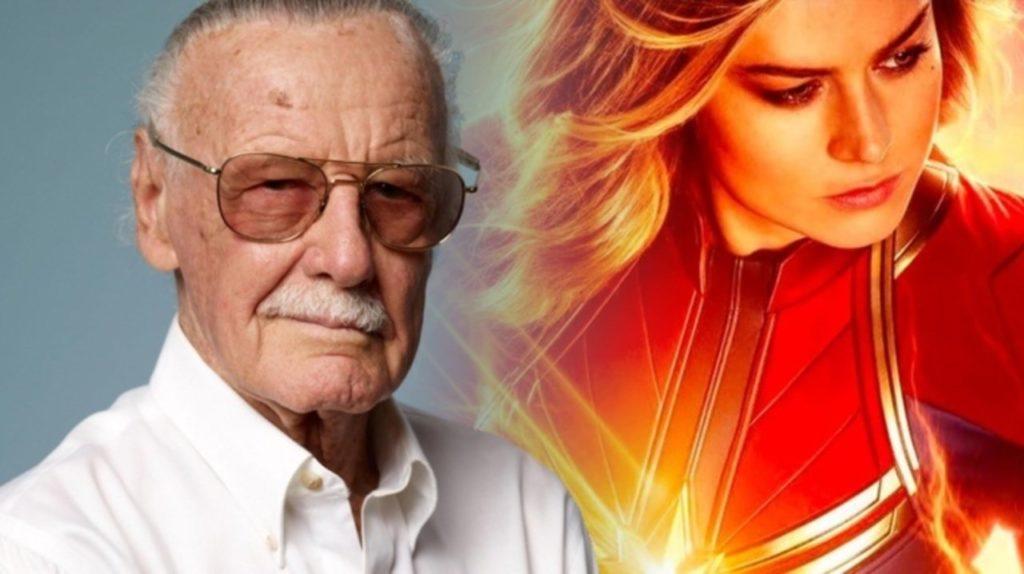 Stan Lee l'atteso cameo nel film Captain Marvel