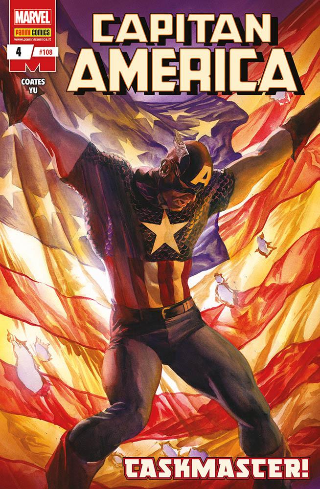 Captain America 4 Regular
