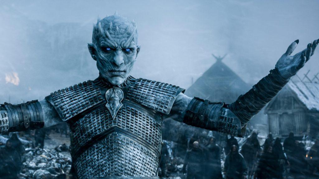 Game of Thrones 8: Re della Notte e gli Estranei