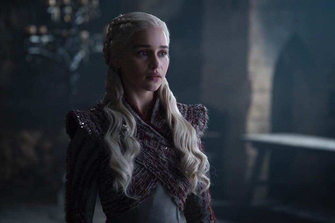 Daenerys Targaryen - Game of Thrones 8 Grande Inverno