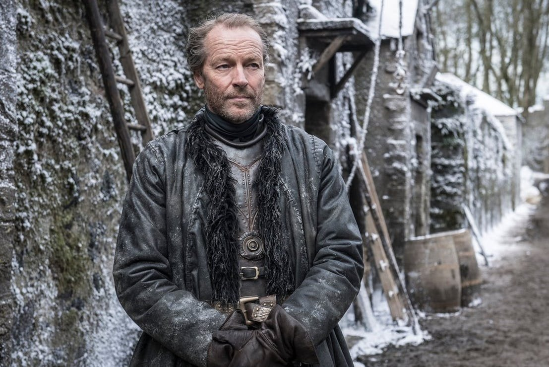 Jorah Mormont - Game of Thrones 8