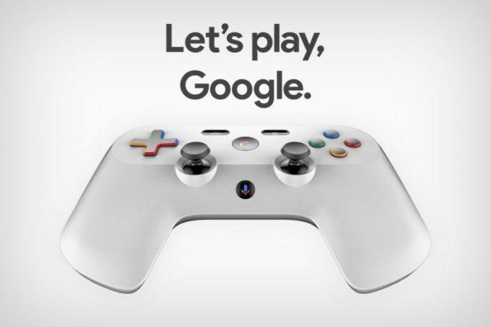 Google Yeti Controller