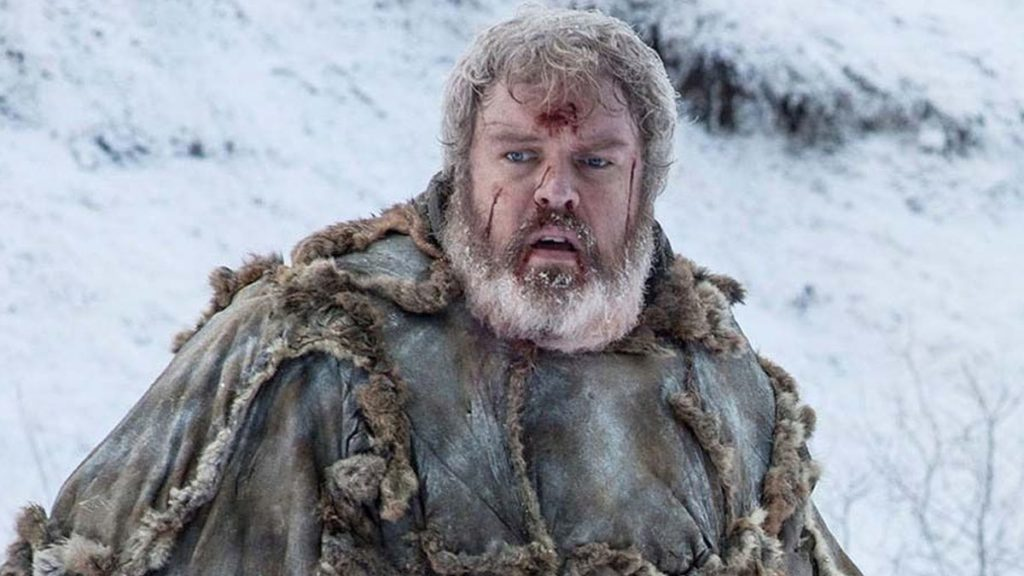 Kristian Nairn (Hodor) in Game of Thrones