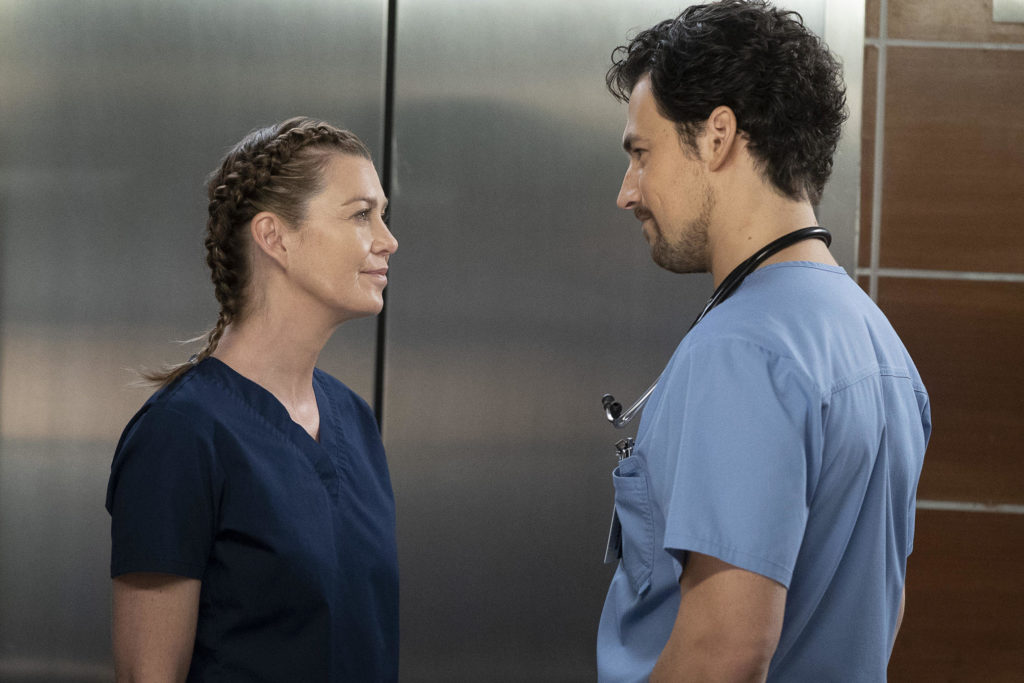15x15 episodio record grey's anatomy