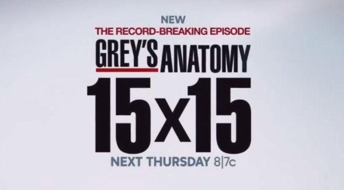 grey's anatomy 15x15 record episodio recensione
