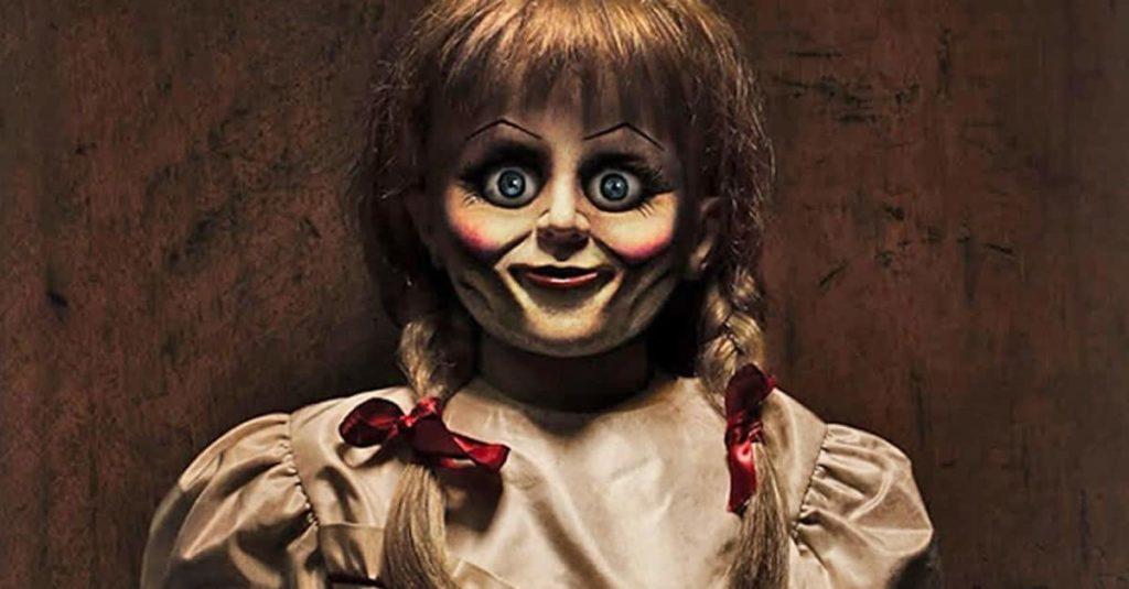 Annabelle Comes Home - Gary Dauberman - horror The Conjuring - James Wan