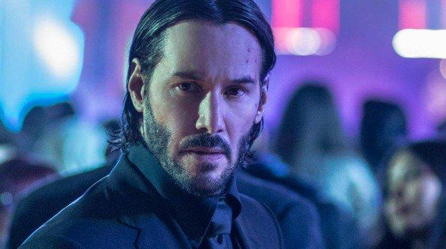 John Wick 3: Parabellum - Keanu Reeves - Poster