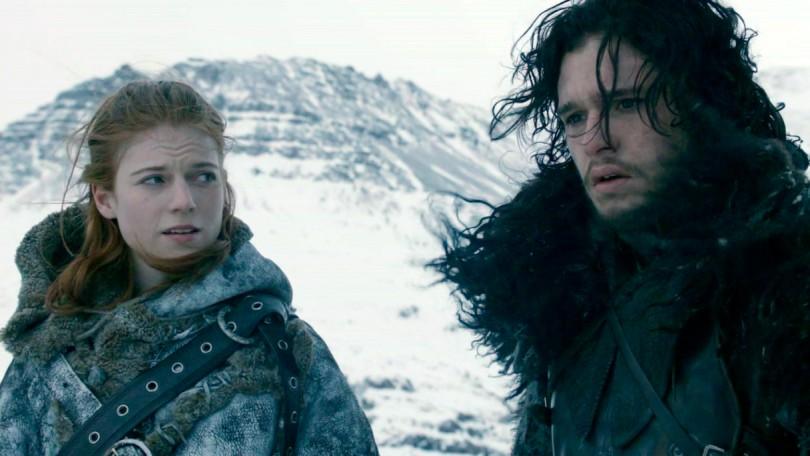 Jon Snow e Ygritte - Game of Thrones: tutte le teorie di Kit Harington sul finale erano sbagliate