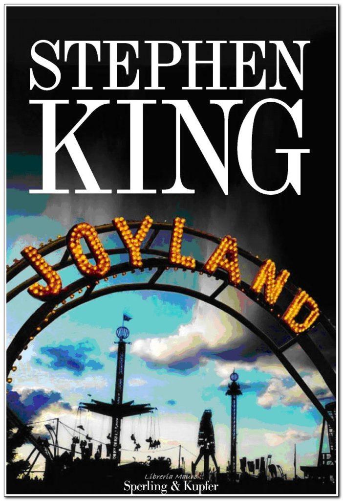 Stephen King - Joyland il romanzo diventa serie tv - Chris Peña