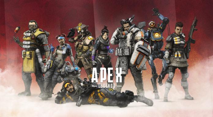 Apex Legends Roster