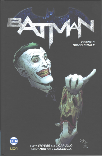 BATMAN VOL. 7 GIOCO FINALE - NEW 52 LIMITED