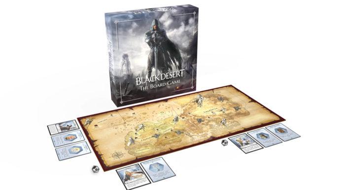 Black desert the board game