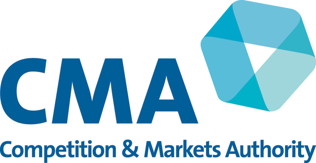 CMA Competition & Markets Authority