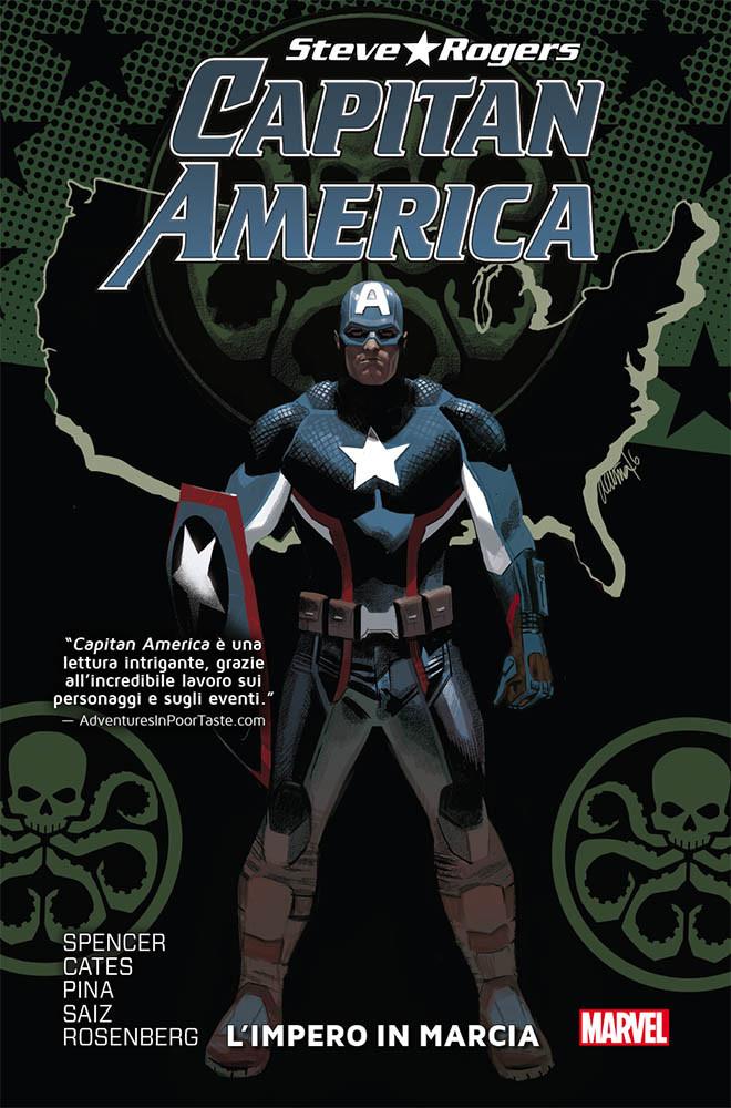 Capitan America Steve Rogers 2