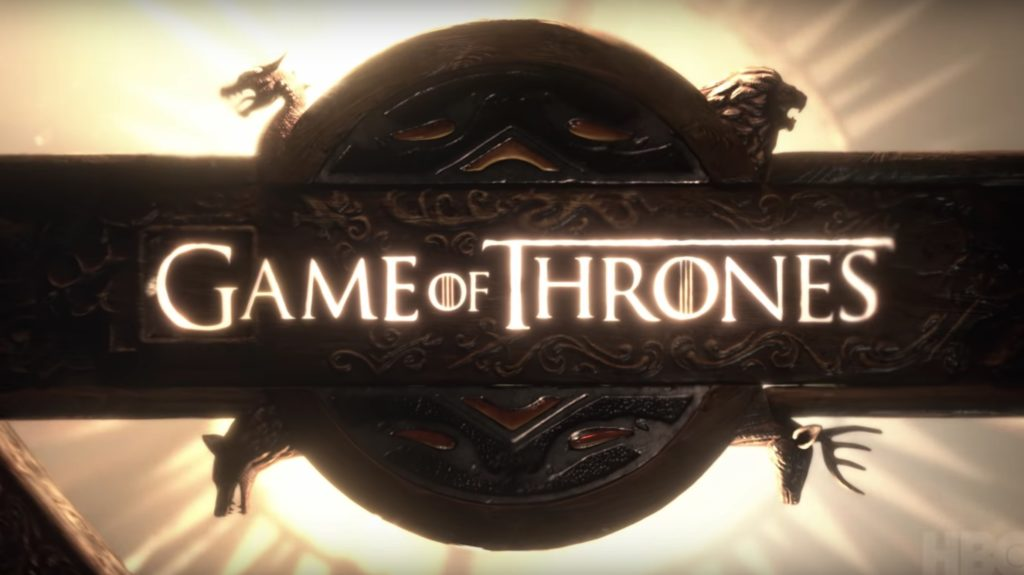 Game of Thrones (Trono di Spade): la nuova sigla di apertura