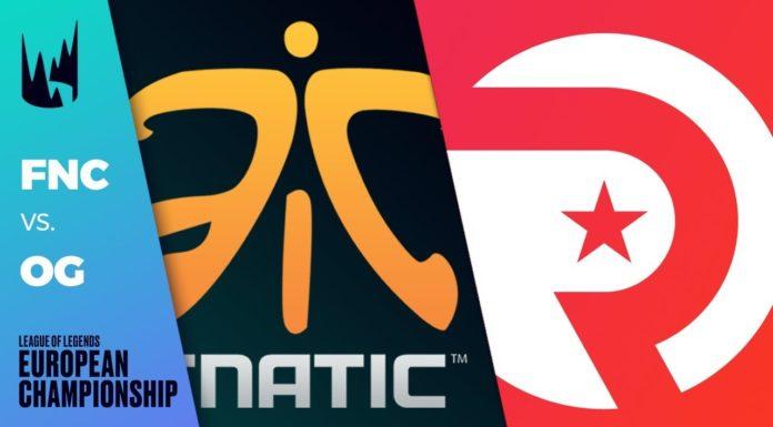 LEC League of Legends Fnatic vs Origen