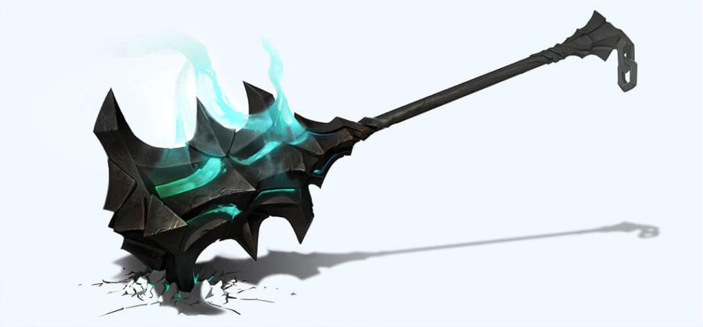League of Legends Mordekaiser