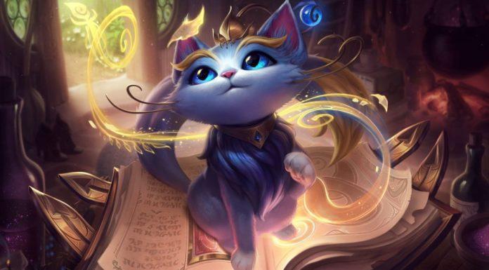 League of Legends Yuumi La Gattina Magica