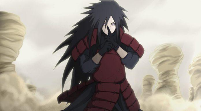 Naruto Madara