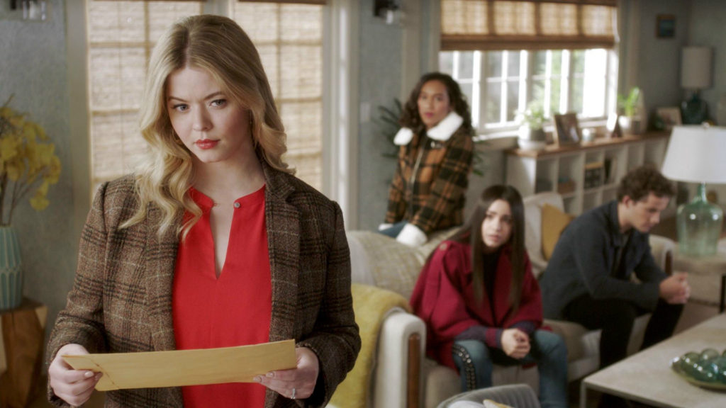 pll the perfectionists ava taylor 1x04