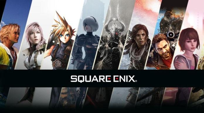 Square Enix Games