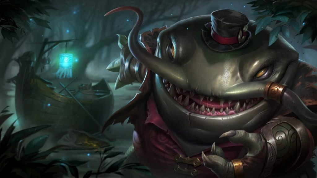 Tahm Kench League of Legends