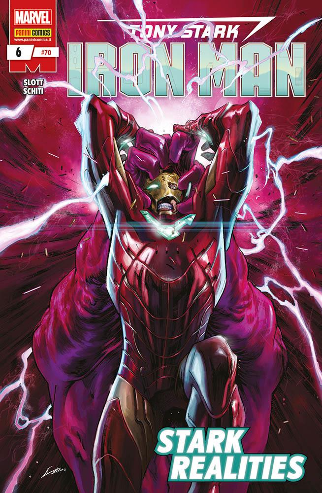 Tony Stark: Iron Man 6