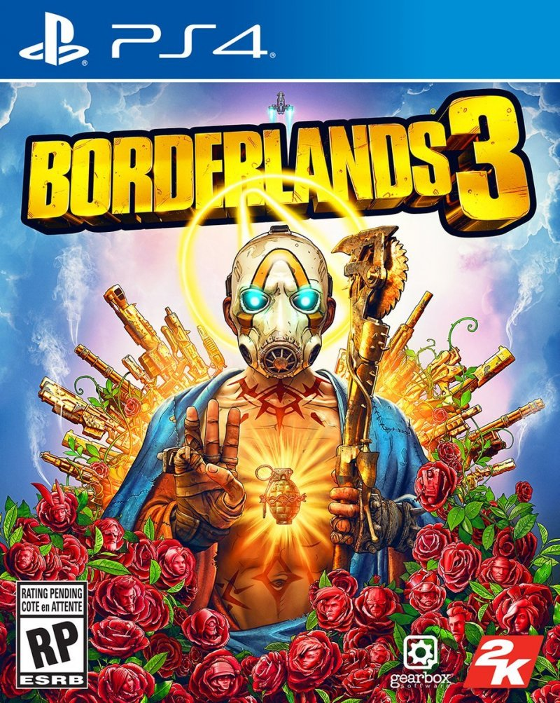 La Standard Edition PS4 di Borderlands 3