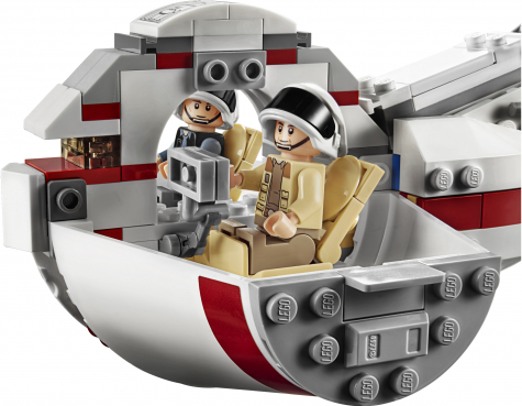 lego star wars Tantive IV