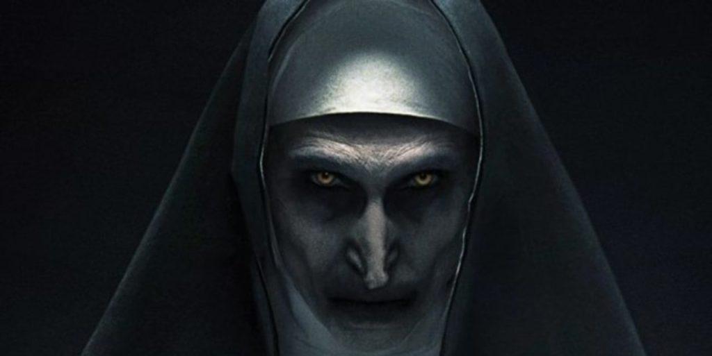 The Nun - film horror di Akela Cooper. (The Conjuring)
