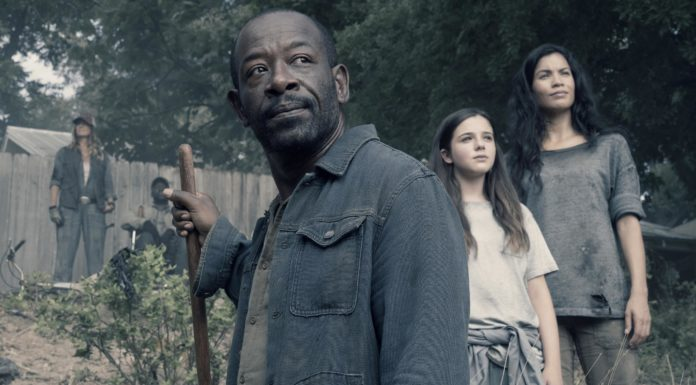 Fear The Walking Dead Morgan Jones