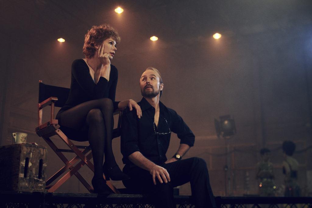 Fosse/Verdon Michelle Williams pilot FX aprile