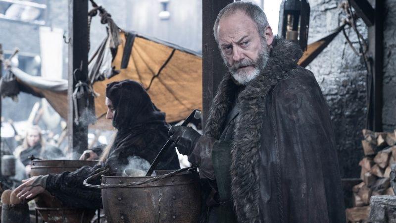 Game of Thrones 8 - Ser Davos Seaworth