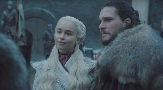 Game of Thrones 8x01: