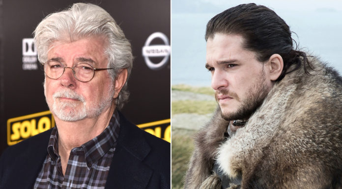 Game of Thrones: George Lucas ha visitato il set dell'ottava stagione